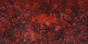 Hanaa Malallah - Red Landscape