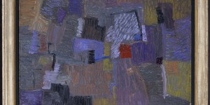Oil on canvas, 1953 32.5 x 49.5 cm