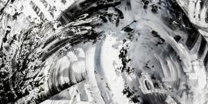 BeingInExistence_AcrylicOilResin_100cm_100cm_detail-2